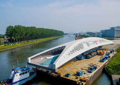Parkbrug, Antwerpen