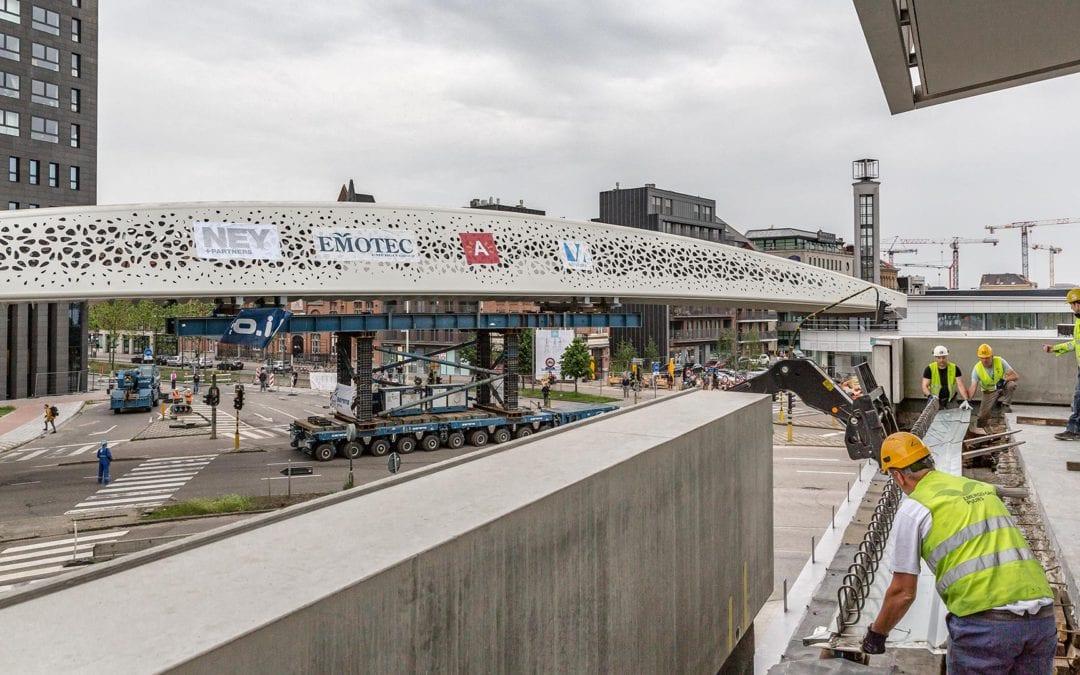 'Parkbrug wordt op 11 juni geplaatst', Gazet Van Antwerpen, 3 mei 2016