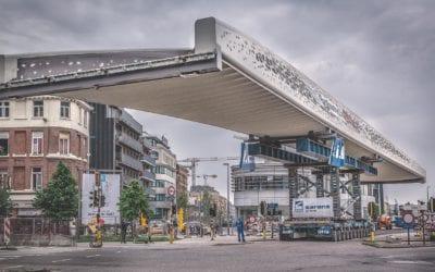 Parkbrug wint BIM Award 2016 – Categorie 'Publieke projecten'