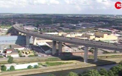 Reportage 'Veertig jaar Viaduct Vilvoorde', RINGtv, november 2017