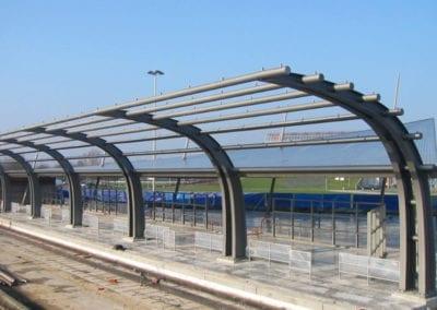 Arrêt de tram Flanders Expo, Gand