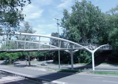 Passerelle au Peterbos – Anderlecht