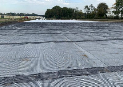Geogrid Fortrac® – Beauvechain